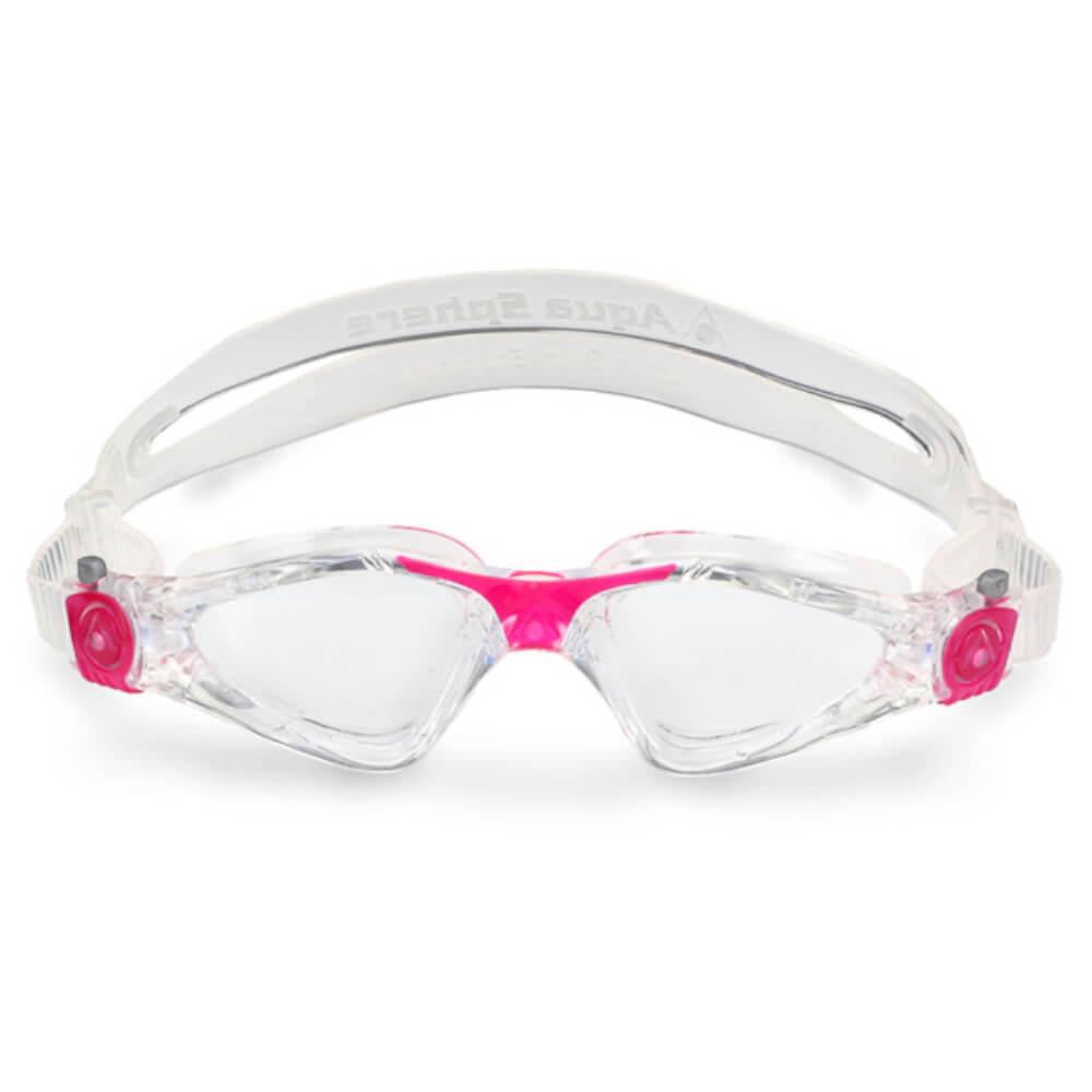 Óculos de Natação Aqua Sphere Kayenne Lady Transparente/Rosa