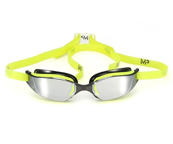 Óculos de Natação Aqua Sphere MP Xceed Lim/Pto Espelhado