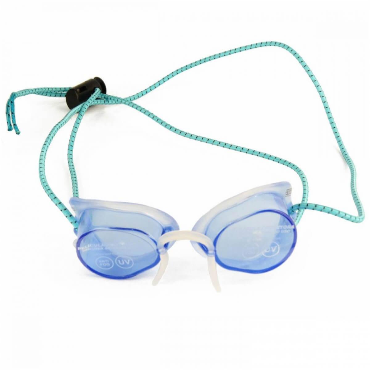 Óculos De Natação Speedo Speed Azul Lente Azul Claro