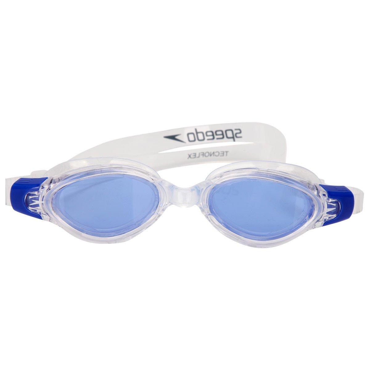 Óculos de Natação Speedo tecnoflex Transp/Azul