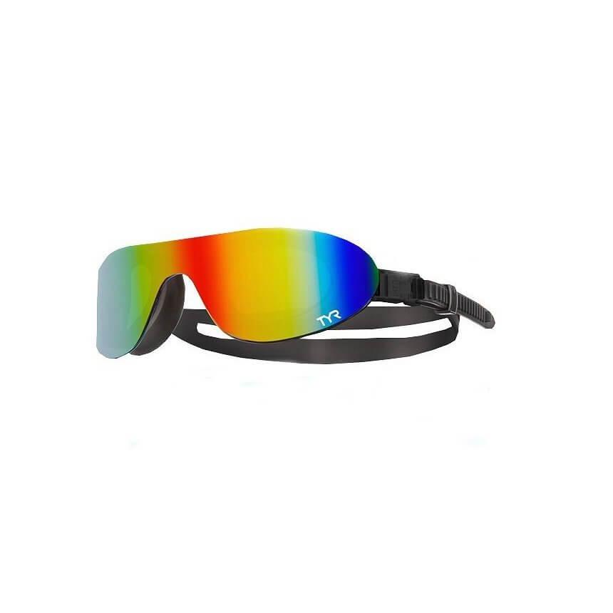 Óculos de Natação TYR Swim Shades Ambar Espelhado