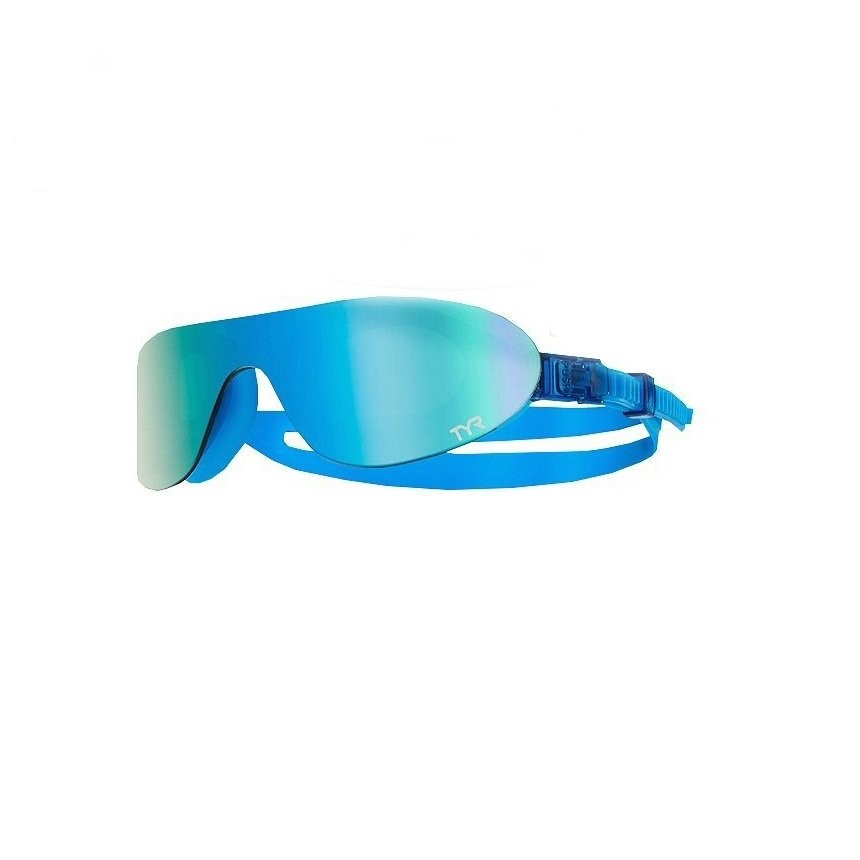 Óculos de Natação TYR Swim Shades  Azul Espelhado