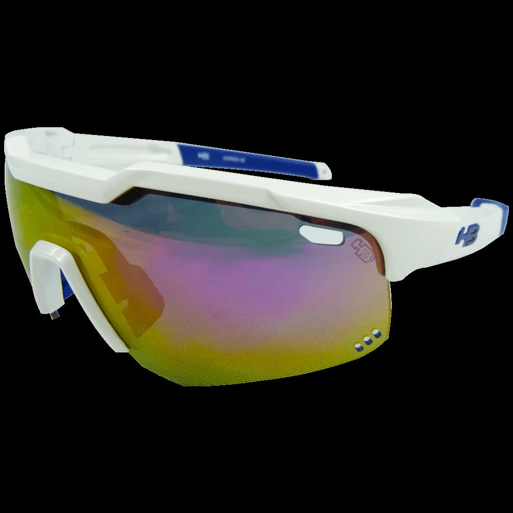 Óculos de Sol HB Shield Evo Mountain Multi Purple