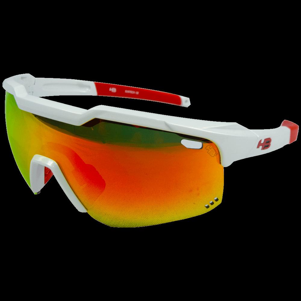 Óculos de Sol HB Shield Evo Road Multi Red