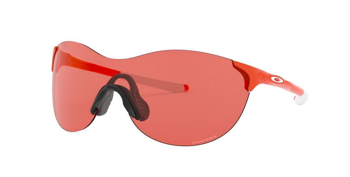 Óculos de Sol Oakley Evzero Ascend Safety Orange Prizm Peach