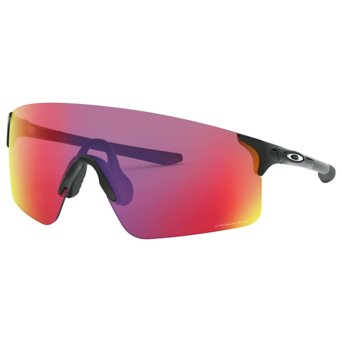 Óculos de Sol Oakley Evzero Blades Polished Black Prizm Road