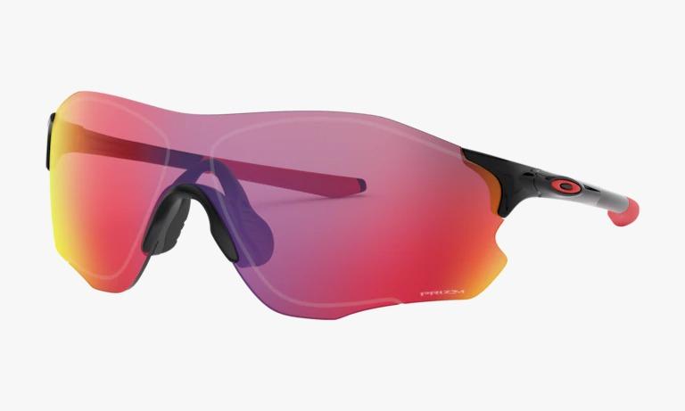 Óculos de Sol Oakley Evzero Patch Polished Black Prizm Road
