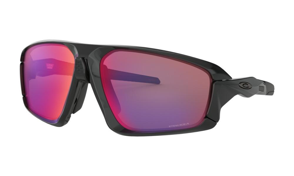 Óculos de Sol Oakley Field Jacket Polished Black Prizm Road