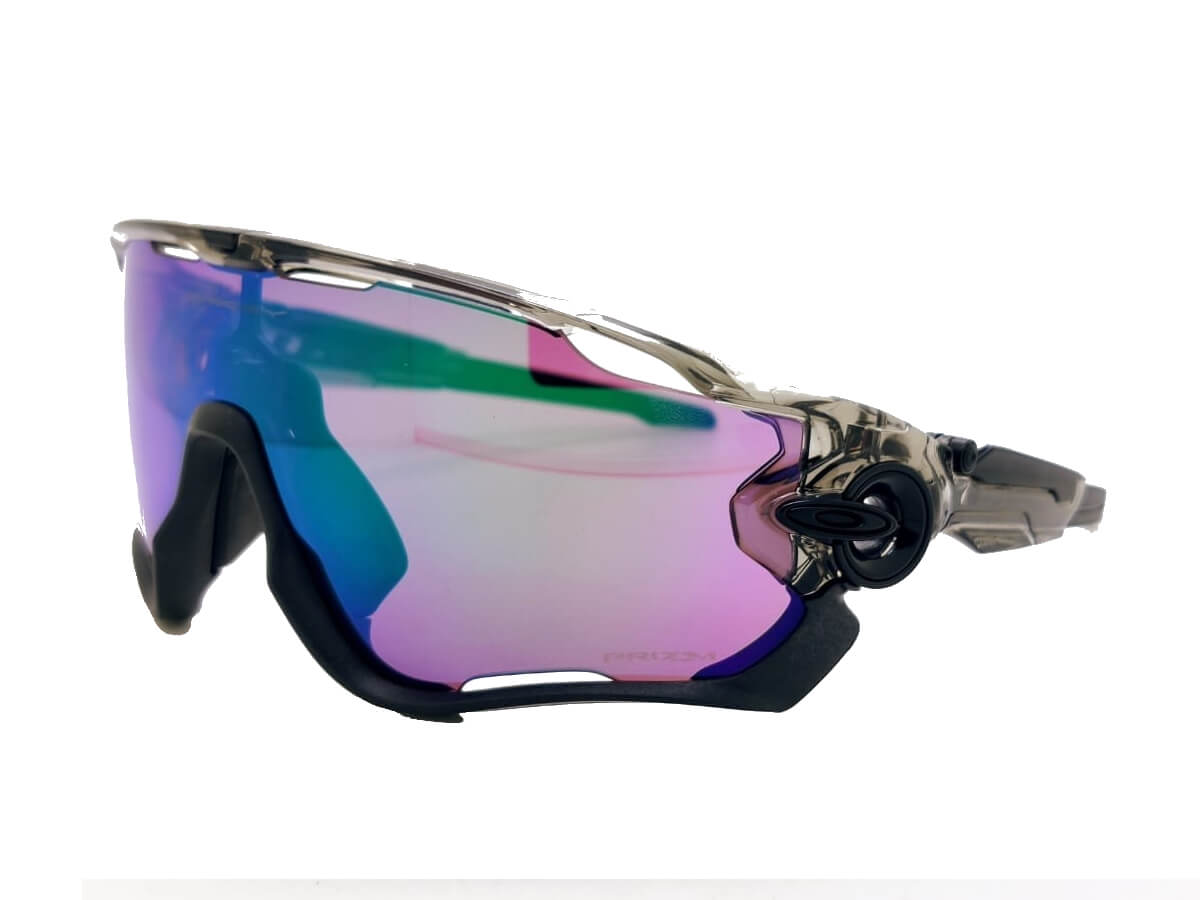 Óculos de Sol Oakley Jawbreaker Grey Ink Prizm Road Jade