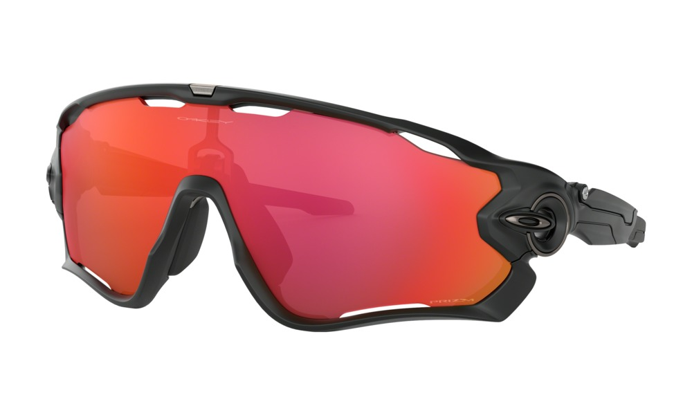 Óculos de Sol Oakley Jawbreaker Matte Black Prizm Trail Torc