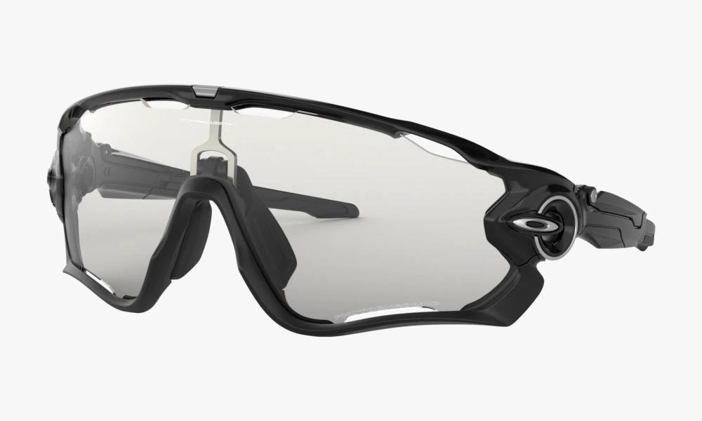 Óculos de Sol Oakley Jawbreaker Polished Black Fotocromático