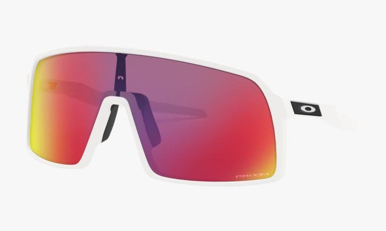 Óculos de Sol Oakley Sutro Prizm Road Matte White