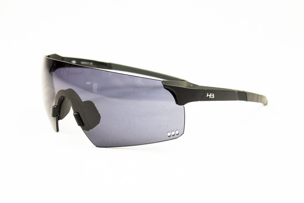 Óculos HB Quad R Preto Lente Fumê Bike Ciclismo