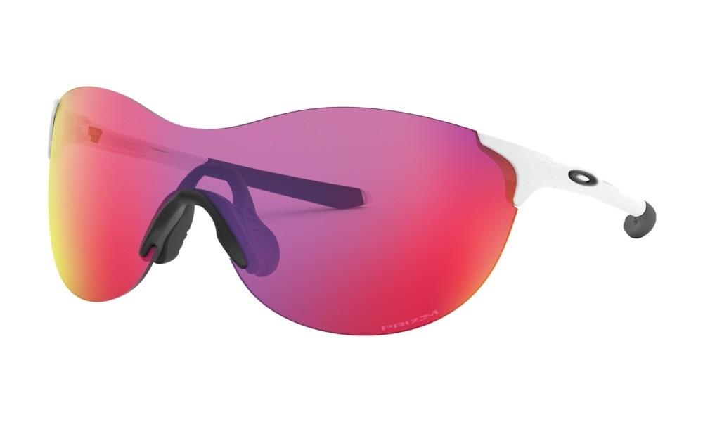 Óculos Oakley Evzero Ascend Polished White Prizm Road