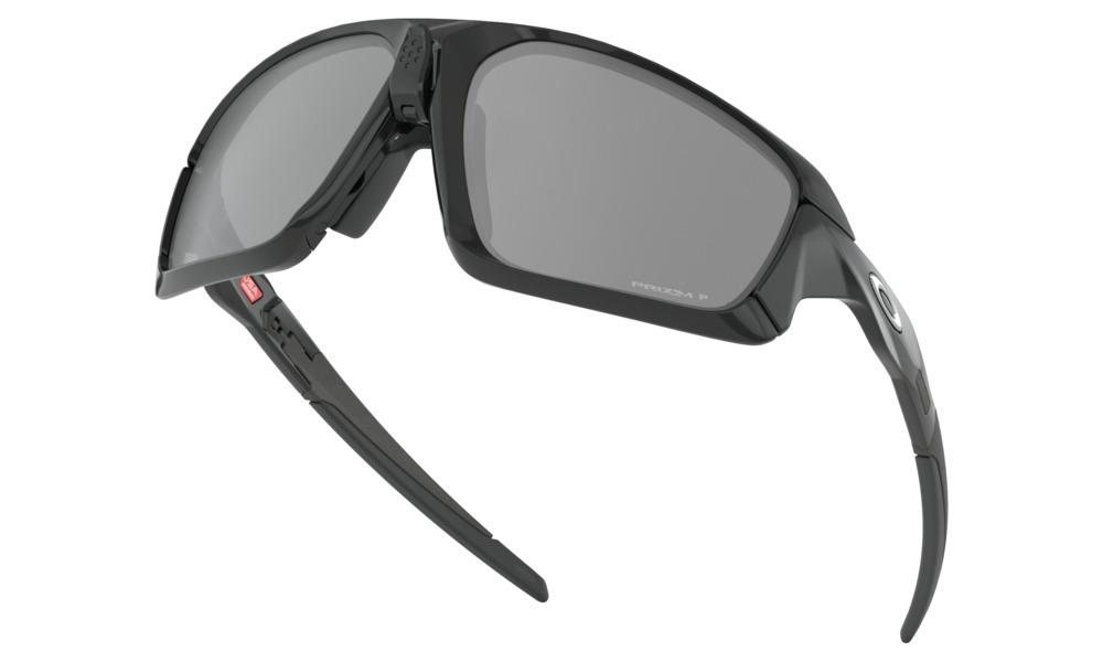 Óculos Oakley Field Jacket Polished Black Prizm Black Polari