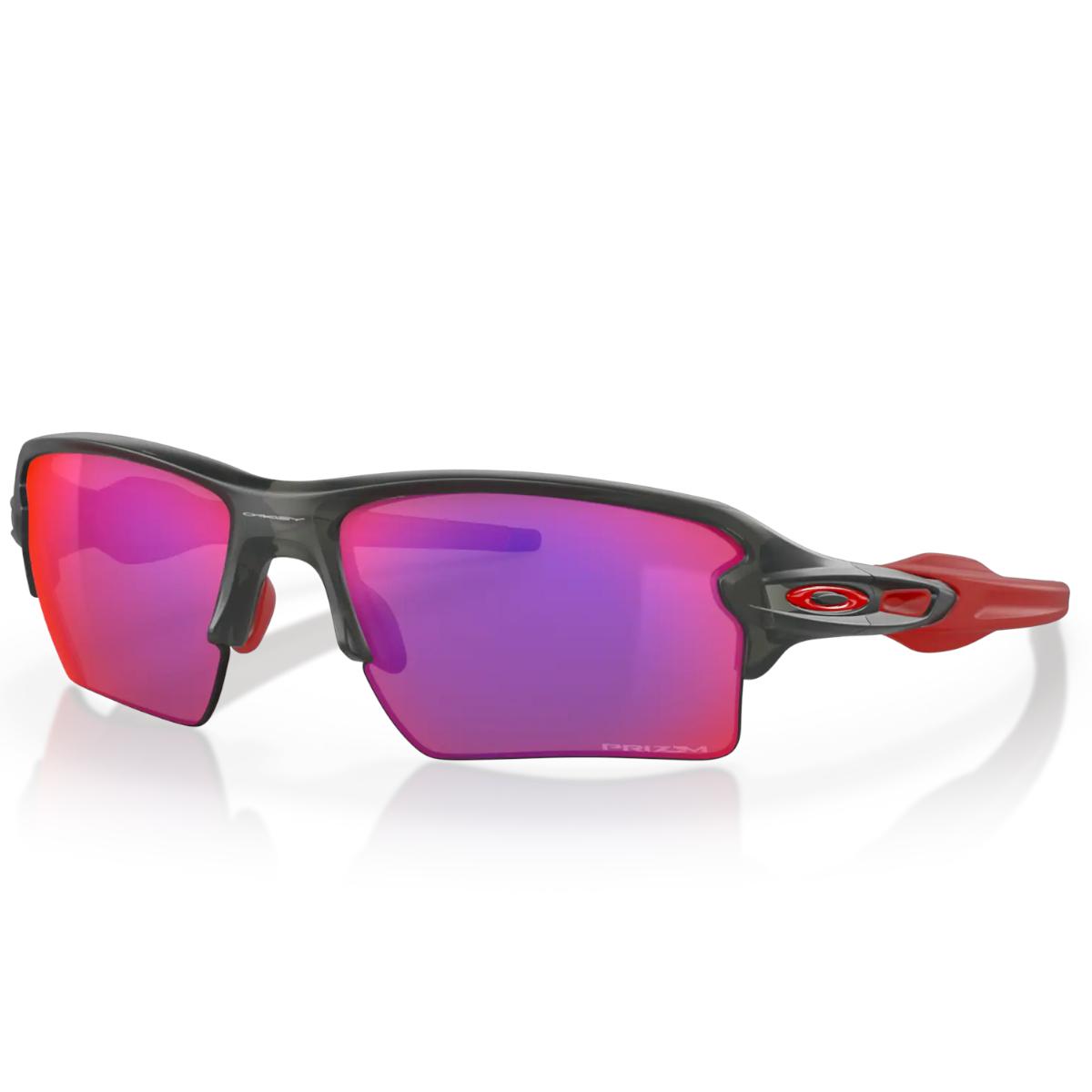 Óculos Oakley Flak 2.0 Xl Matte Grey Smoke Prizm Road