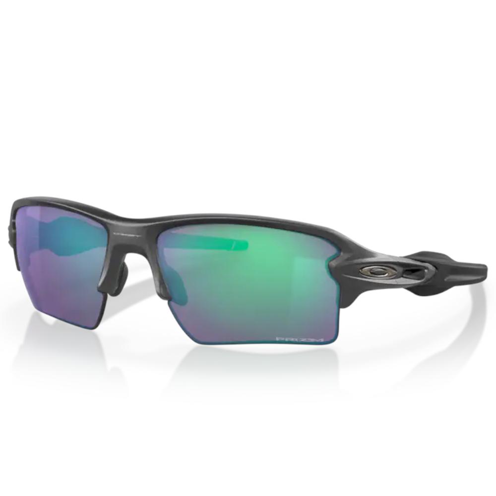 Óculos Oakley Flak 2.0 Xl Steel Prizm Road Jade