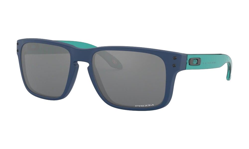 Óculos Oakley Holbrook Xs Matte Poseidon Prizm Black Iridium