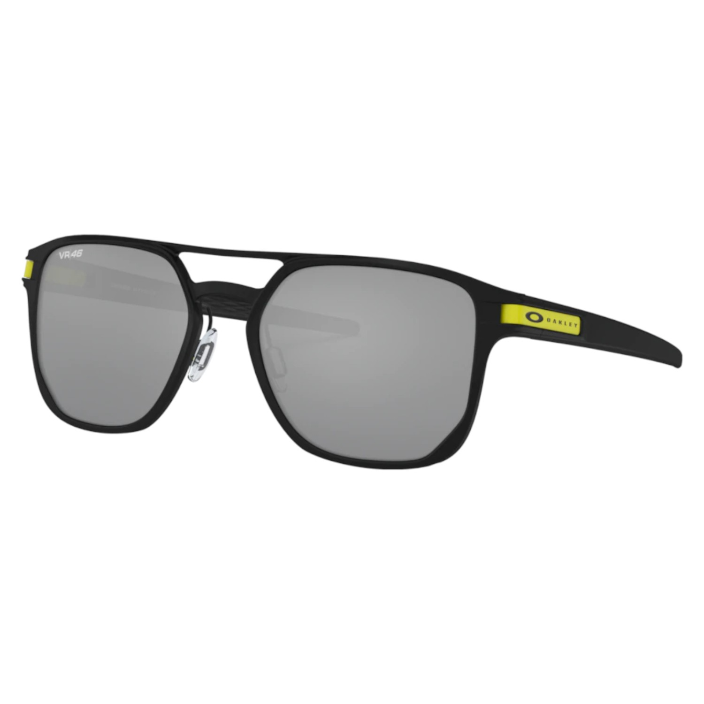 Óculos Oakley Latch Alpha Matte Blk Przm Blk Valentino Rossi