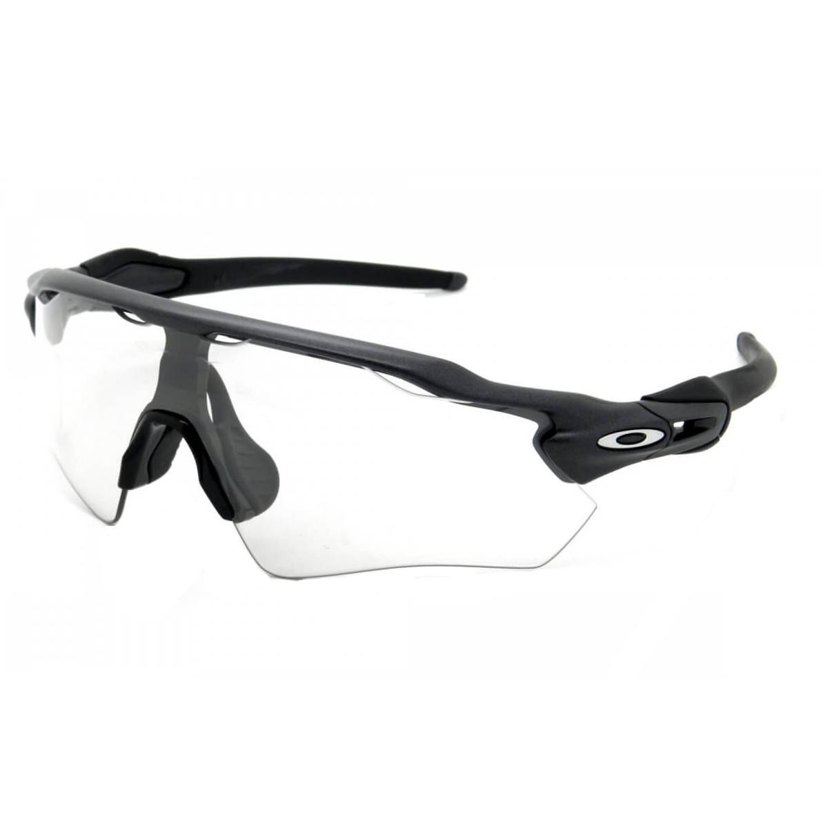 Óculos Oakley Radar Ev Path Matte Black Lente Transparente