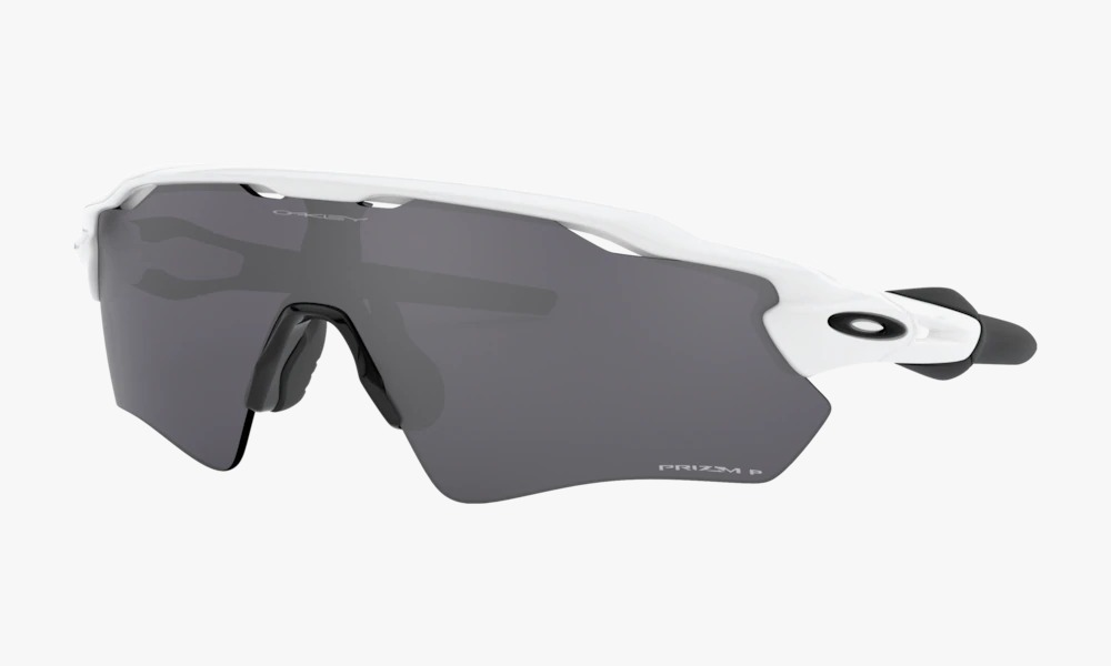 Óculos Oakley Radar Ev Path Polished White Prizm Black Polar