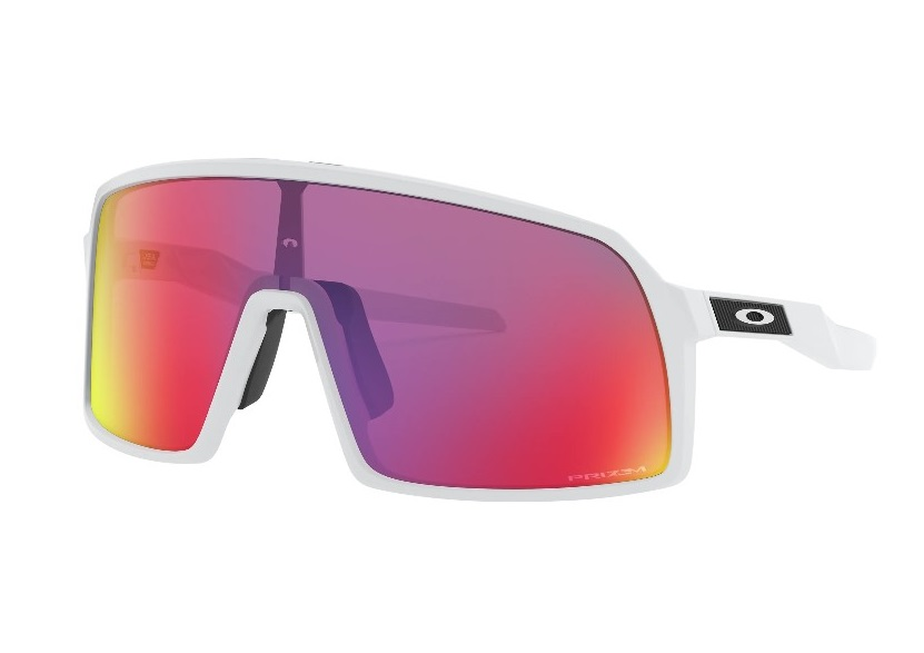 Óculos Oakley Sutro Matte White Prizm Road