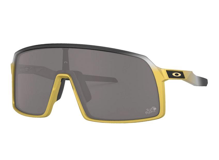 Óculos Oakley Sutro Tour de France Trifecta Fade Prizm Black