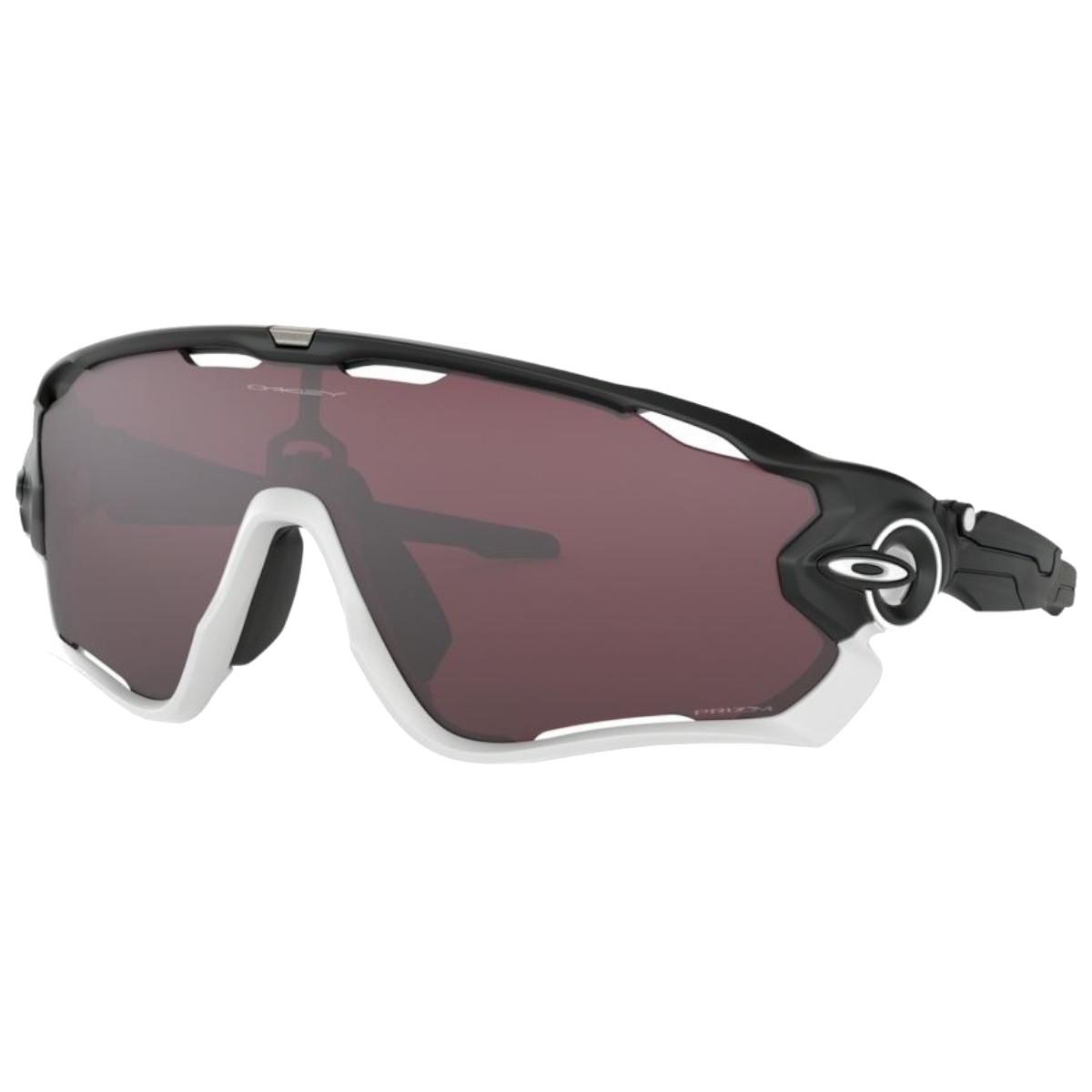 Óculos Sol Oakley Jawbreaker Matte Black Prizm Road Black