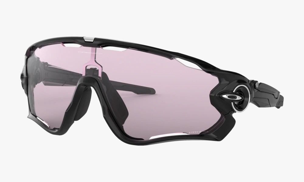 Óculos Sol Oakley Jawbreaker Polished Black Prizm Low Light