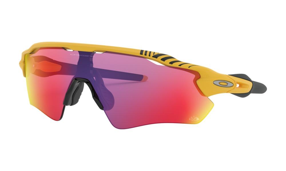 Óculos Sol Oakley Radar Ev Path matte Yellow Prizm Road TDF