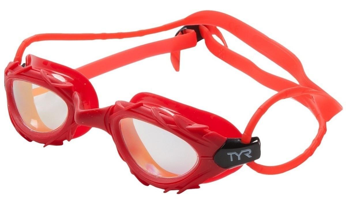 Óculos TYR Nest Pro Vermelho Lente Espelhado