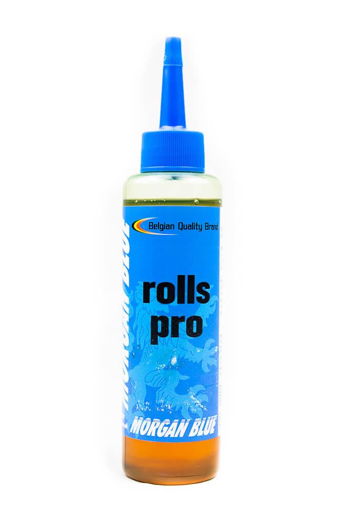 Óleo Lubrificante Bicicleta Morgan Blue Rolls Pro 125 Ml