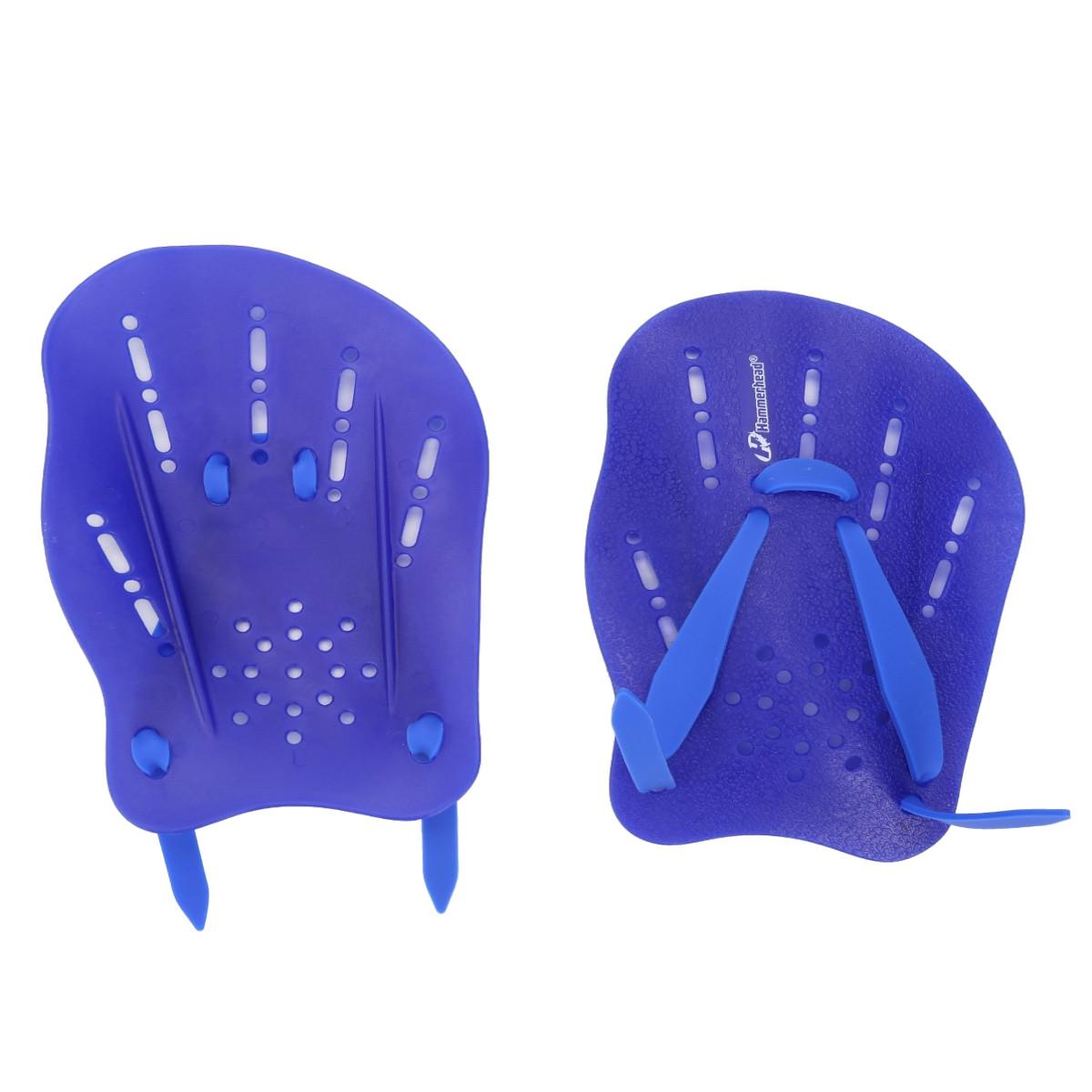 Palmar Natação Hammerhead Hand Paddle 2 Azul Royal