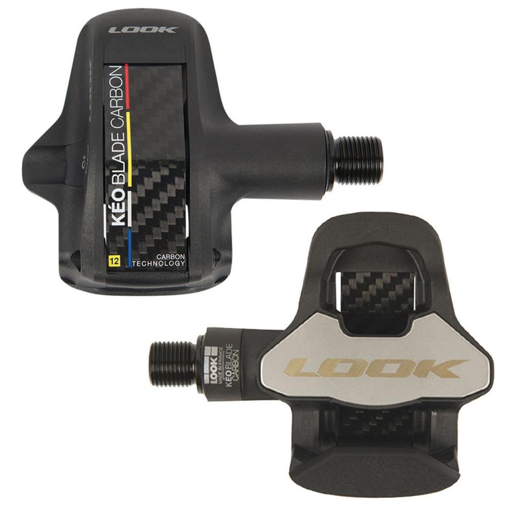 Pedal Look Kéo Blade Carbon Ceramic 12/16nm Preto