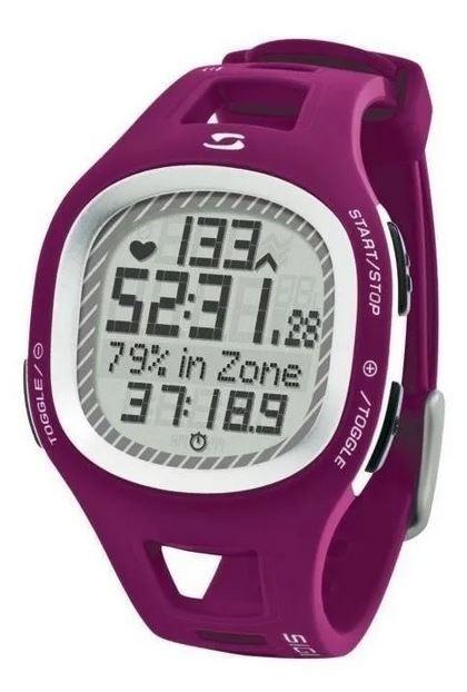 Relógio Sigma Com Monitor Cardíaco Pc 10.11 Purple