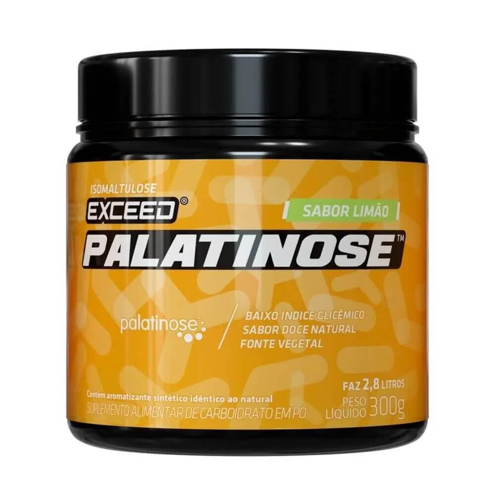 Repositor Exceed Palatinose Limão 300g
