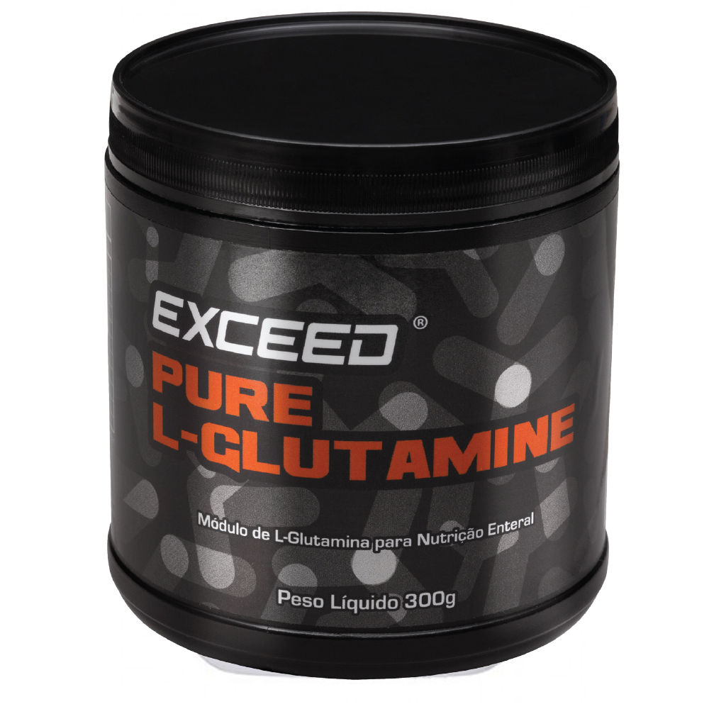Repositor Exceed Pure L-Glutamine 300g