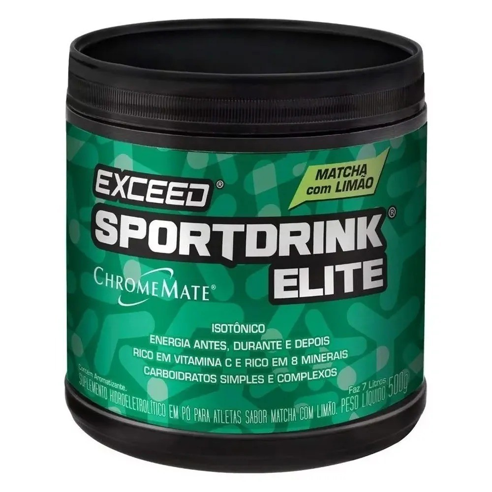 Repositor Exceed Sportdrink Limão 500g