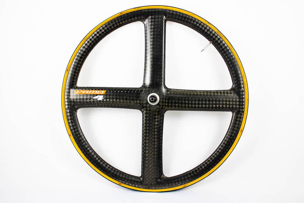 Roda Dianteira Tubular Corima Vamp 4 Carbon race