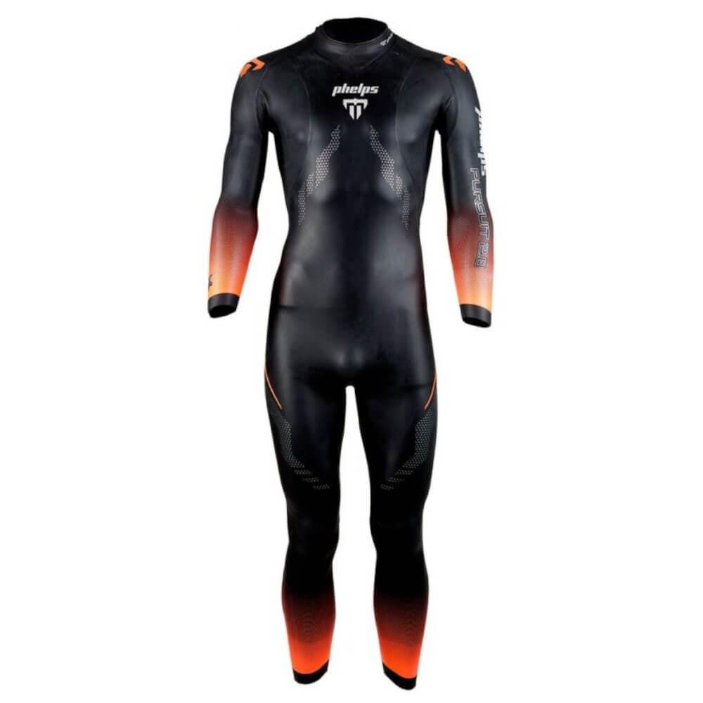 Roupa de Borracha Aqua Sphere Phelps Pursuit 2.0 Masculina