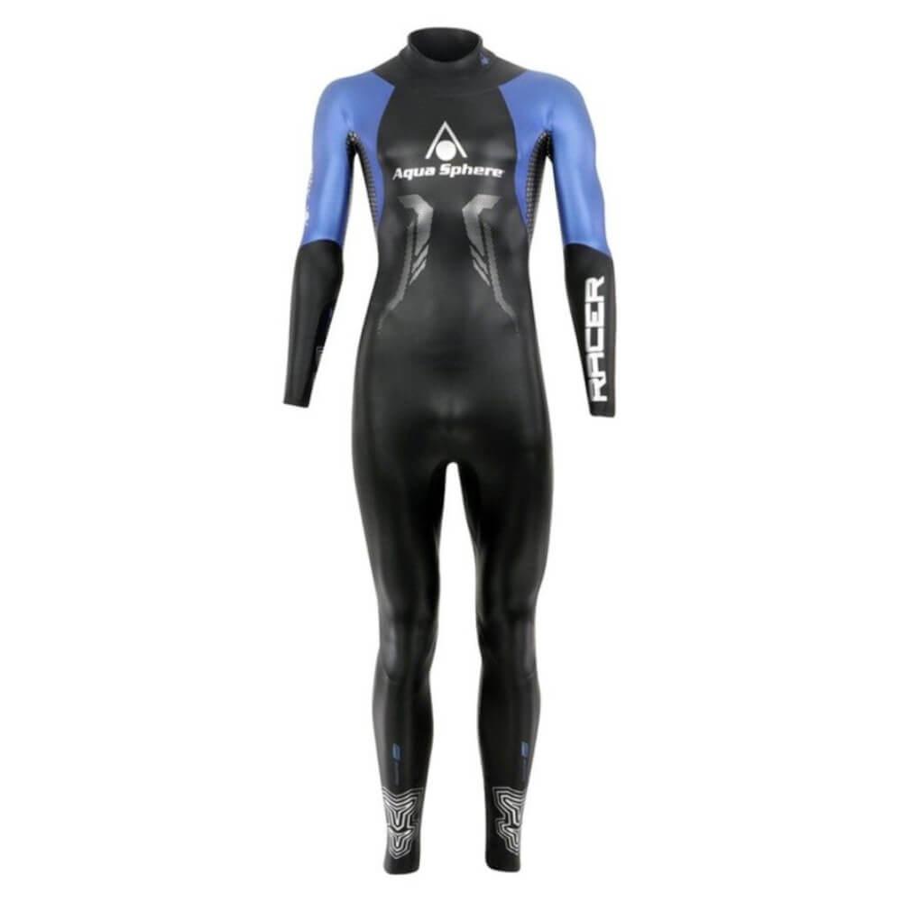 Roupa de Borracha Aqua Sphere Racer 16 Wet Suit Masculino