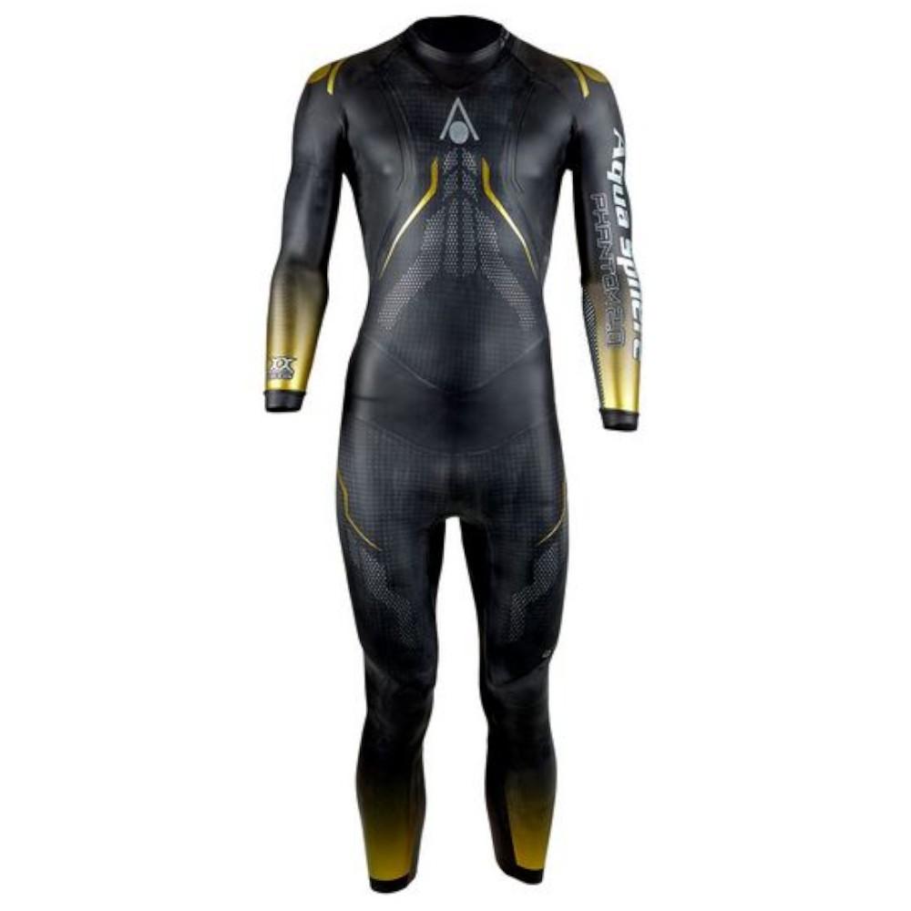 Roupa de Borracha Aqua Sphere Wetsuit Phantom 2.0 masculino