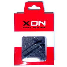 Sapata speed refil xbs08 carbono 55mm black xon