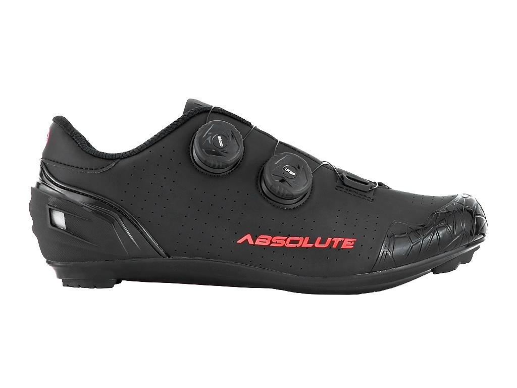 Sapatilha Ciclismo Speed Absolute Prime Preto