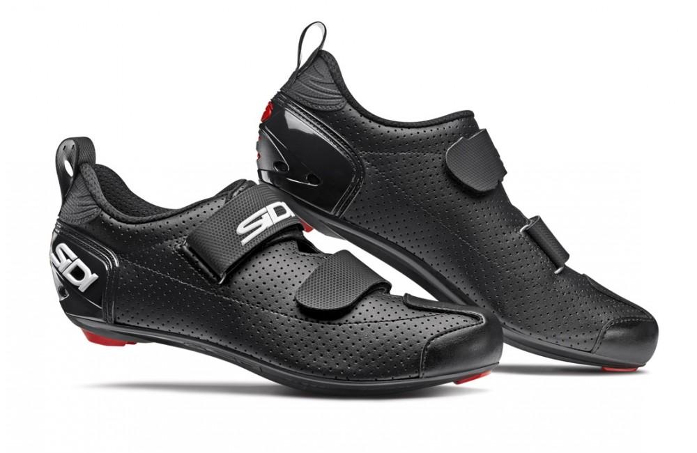 Sapatilha Ciclismo Triathlon Sidi T5 Air Preta 2020