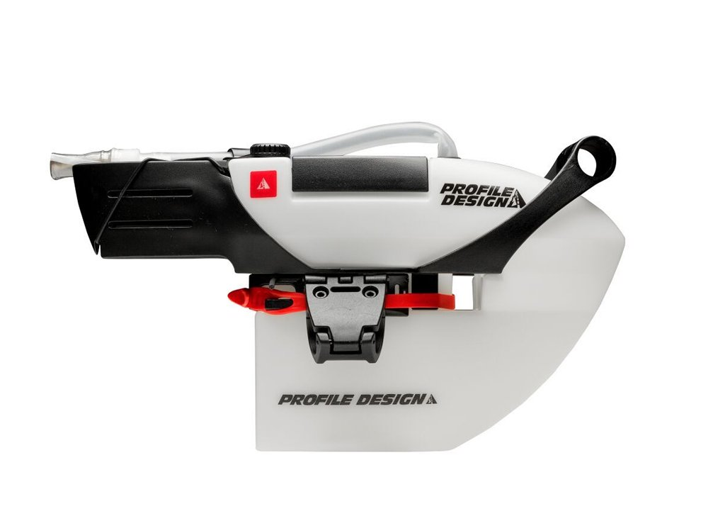 Sistema de Hidratação Aerodrink Profile Design FC-35 Branco