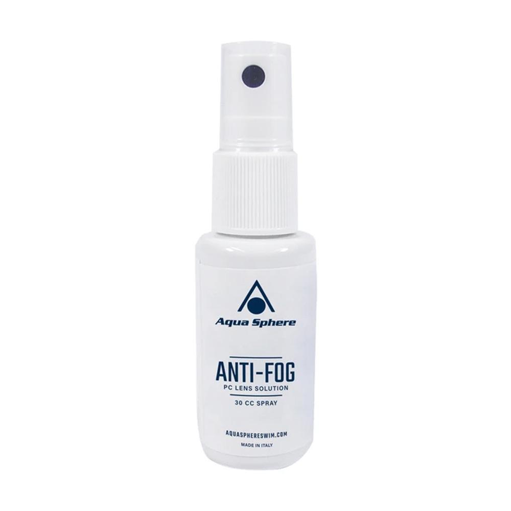 Spray Anti Embaçante Aqua Sphere Óculos e Máscaras 30ml