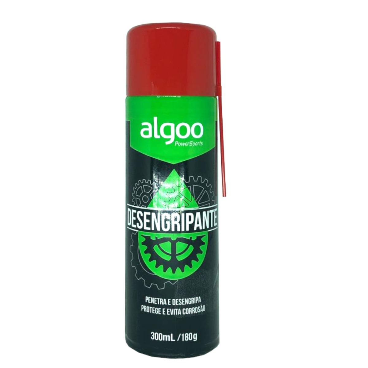 Spray Desengripante e Anticorrosivo P Bike Algoo Lube 300 ML