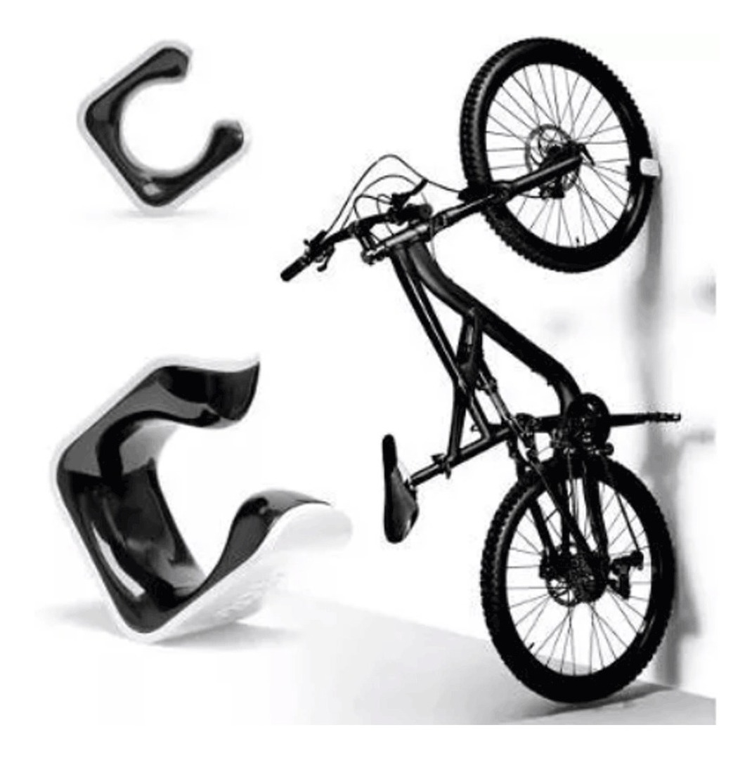 Suporte De Bicicleta Mtb Clug 58Mm A 69Mm