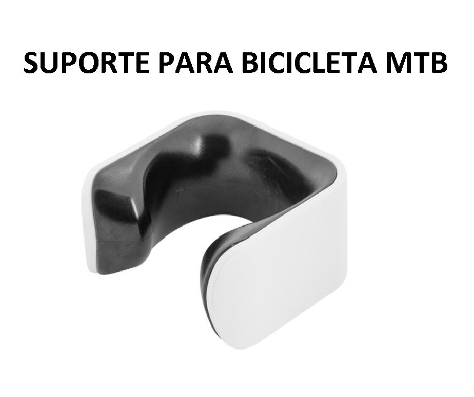 Suporte Parede Para Bicicletas MTB Tipo Clug Rontek 1.75-2.5